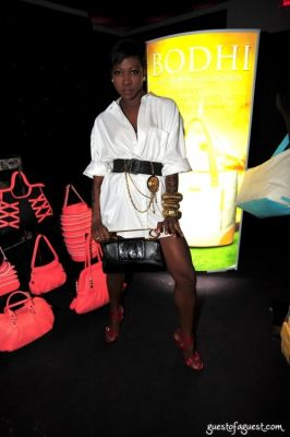 suzanne engo in Fashion Week Daily & BODHI Bags