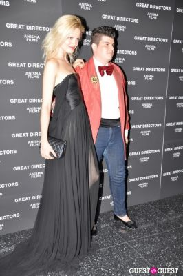 New York Premiere of 'Great Directors' 6-23-2010