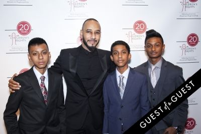 swizz beatz in Children's Rights Tenth Annual Benefit Honors Board Chair Alan C. Myers