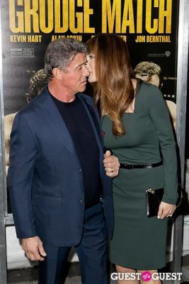 jennifer flavin in Grudge Match World Premiere