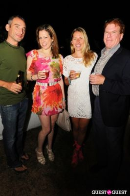 sylvia stachnik in Guest of a Guest and Curbed Hamptons Celebrate MTK Endless Summer