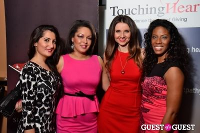 michele hudson in Sip With Socialites February Happy Hour