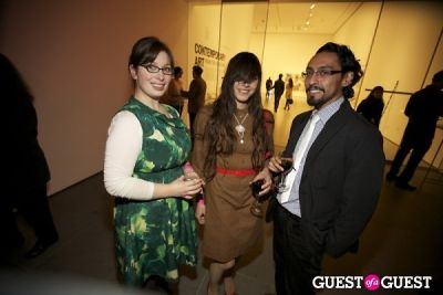 clinth lopez in Armory Show Opening Night Benefit Reception