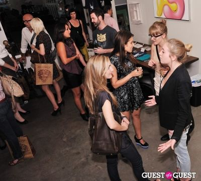 tali wertheimer in Ed Hardy:Tattoo The World documentary release party