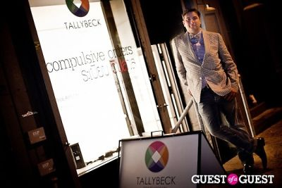 tally beck in Tally Beck Contemporary Event