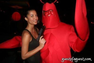 ryan smith in Halloween Night Masquerade at Lucky Strike