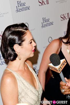 tammy blanchard in Blue Jasmine Premiere