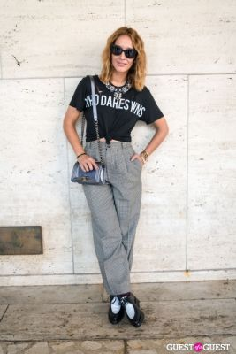 tammy kiriloff in NYFW 2013: Day 7 at Lincoln Center