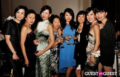 tana chung in 2012 Outstanding 50 Asian Americans in Business Award Dinner