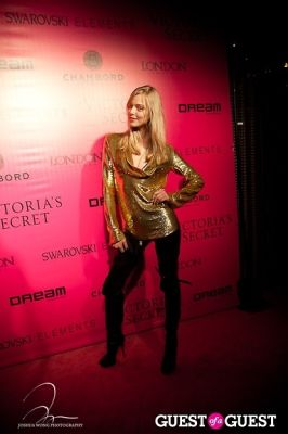 tanya dee in Victoria's Secret 2011 Fashion Show After Party