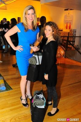 brooke forman in Spa Week Media Party Fall 2011