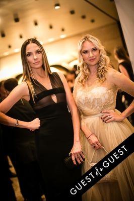 tatiana abracos in Brazil Foundation XII Gala Benefit Dinner NY 2014