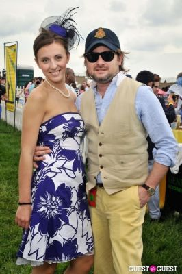 sandro keresa in Becky's Fund Gold Cup Tent