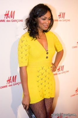 tatyana ali in H&M Introduces The Commes Des Garcon Collection