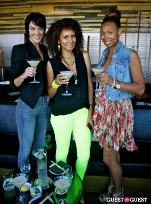 taye hansberry in Olympic Games Celebration Tasting at WP24