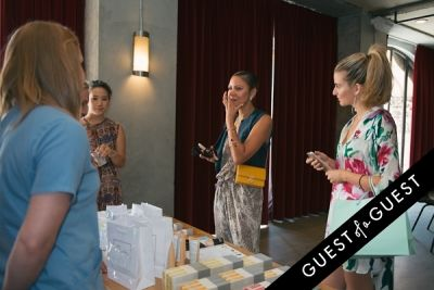 taye hansberry in DNA Renewal Skincare Endless Summer Beauty Brunch at Ace Hotel DTLA