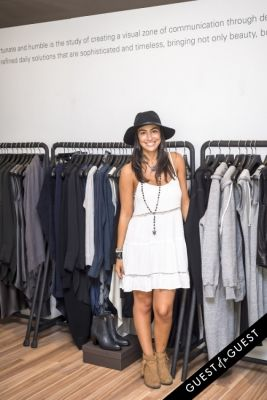 taylor geffen in Hamptons Collective White Party