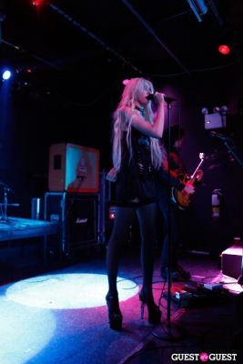 taylor momsen in PAPER Magazine & Express Party