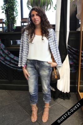 taylor pazer in NYFW Style From the Tents: Street Style Day 2