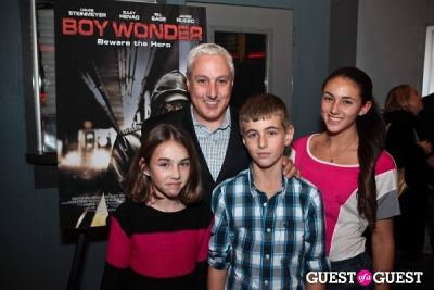 samantha scaccia in New York Premiere of Boy Wonder & After Party to District 36