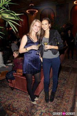 michelle swavely in 2012 NYC Innovators Guest List Party Sponsored by Heineken