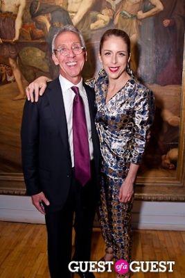 dini von-mueffling in New York Academy of Art 2012 Tribeca Ball