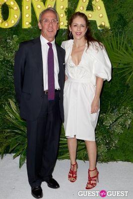 dini von-mueffling in MOMA Party In The Garden 2013