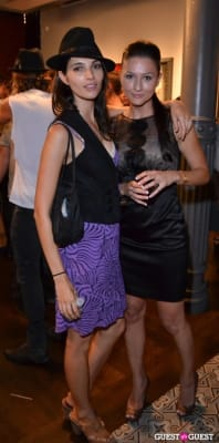 teresa moore in Grand Opening of Wooster St Social Club/ NY INK