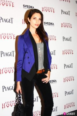 teresa moore in Silent House NY Premiere