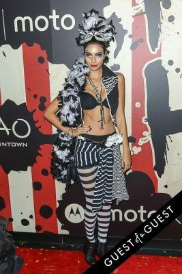 teresa moore in Heidi Klum's 15th Annual Halloween Party
