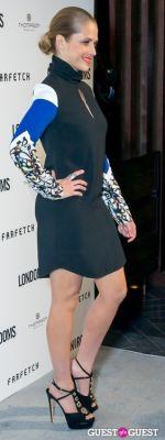 teresa palmer in British Fashion Council Present: LONDON Show ROOMS LA Cocktail Party