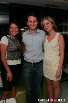 mauricio ardila in Young Entrepreneurs of Manhattan Cocktail Hour