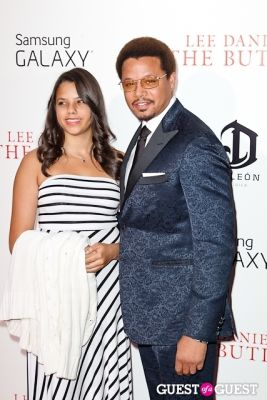 terrence howard in The Butler NYC Premiere