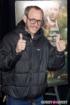 terry richardson in The Place Beyond The Pines NYC Premiere