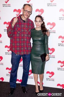audrey gelman in God's Love We Deliver 2013 Golden Heart Awards