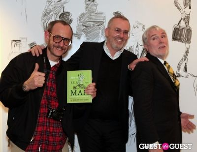 jim moore in How To Be A Man Book Launch