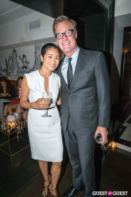 douglas wurth in H&M and Vogue Between the Shows Party
