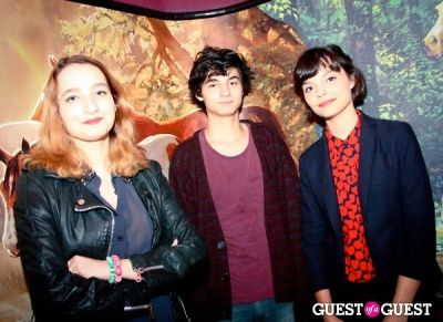 the indecents in Atelier by The Red Bunny Launch Party