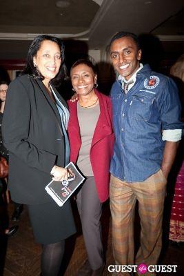 marcus samuelsson in Harlem Jazz Night