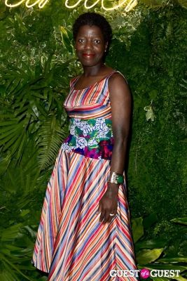 thelma golden in MOMA Party In The Garden 2013