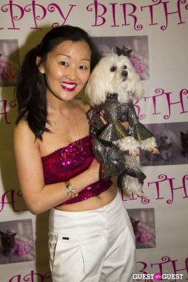 theresa wong in Pebble Iscious and Z Zee's Disco Birthday Bash