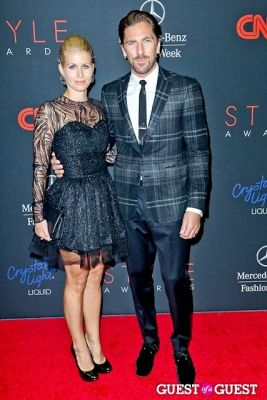 henrik lundqvist in The 10th Annual Style Awards