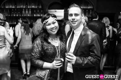 therese quiao in Great Gatsby Gala @ The Huxley