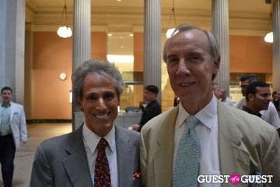 thomas c.-clark in Annual LGBT Post Pride Party at the MET