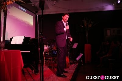 thomas morgan in 2012 CNN Hero of the Year Pushpa Basnet Fete