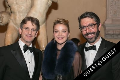 kristy caylor in Metropolitan Museum of Art Apollo Circle Benefit