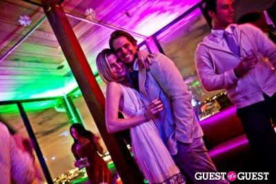 """thomas pierce in Cancer Research Institute Young Philanthropists """"Night in White"""""""