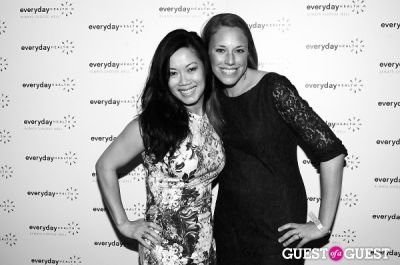 emily evans in The 2012 Everyday Health Annual Party