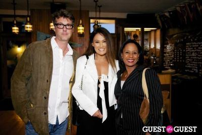 tia carrere in 'Chasing The Hill' Reception Hosted by Gov. Gray Davis and Richard Schiff