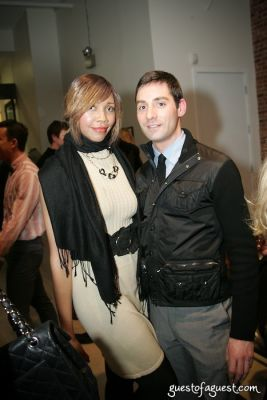 tia walker in Tana Jewelry Debut Launch Party